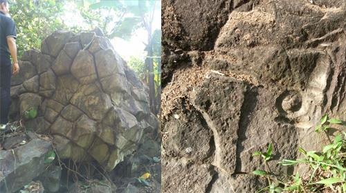 Situs Gunung Padang Garut beraksara Ibrani(?) …