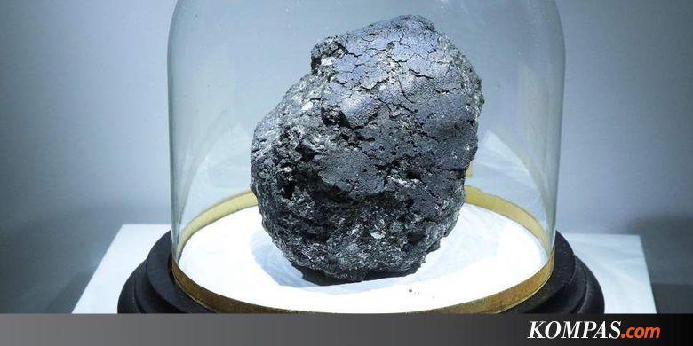 Meteorit Kuno Ini Ungkap Asal Usul Kehidupan http