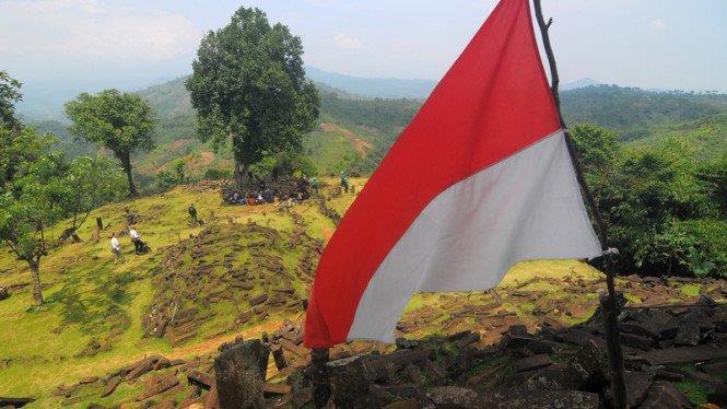 Ilmuwan klaim piramida tertua ada di Indonesia